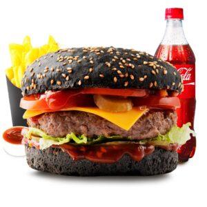 Combo-menu Чизбургер с говядиной