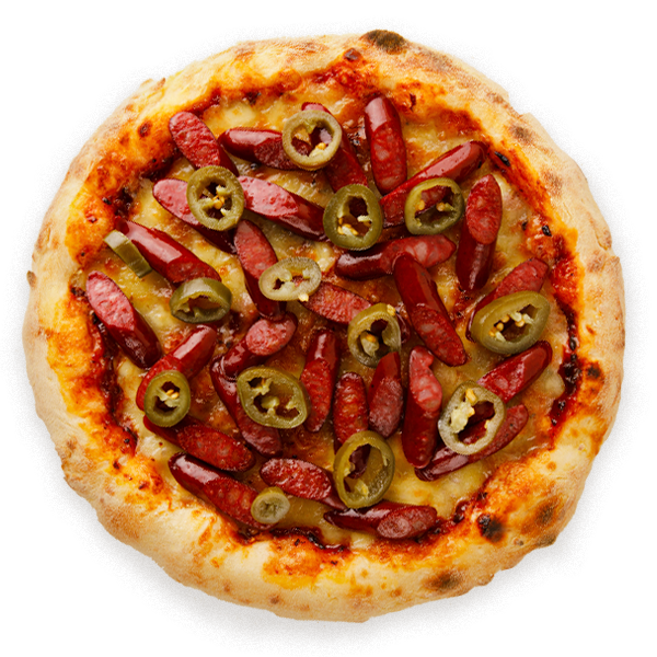 Пицца Спайси