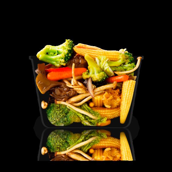 Овощи Вок
